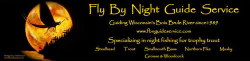 Brule River Fly Fishing Guide Service